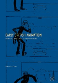 Cover Early British Animation