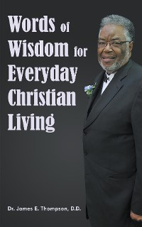 Cover Words of Wisdom for Everyday Christian Living