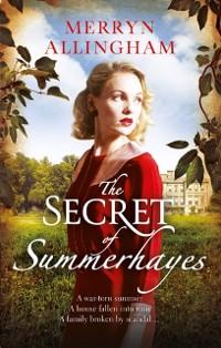 Cover Secret of Summerhayes
