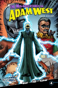 Cover Mis-Adventures of Adam West: Dark Night #4