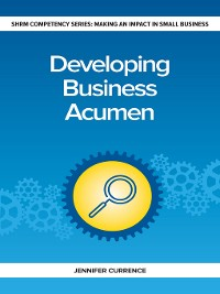 Cover Developing Business Acumen