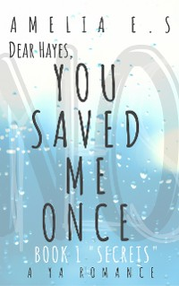 Cover You Saved Me Once
