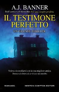 Cover Il testimone perfetto
