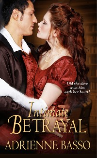 Cover Intimate Betrayal