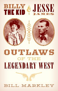 Cover Billy the Kid and Jesse James
