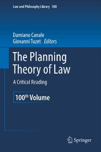 Cover The Planning Theory of Law