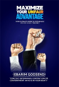 Cover Maximize Your Unfair Advantage