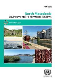 Cover Environmental Performance Review: North Macedonia