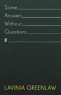 Cover Some Answers Without Questions