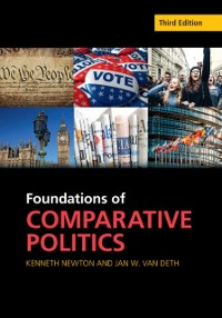 Cover Foundations of Comparative Politics