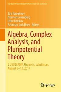 Cover Algebra, Complex Analysis, and Pluripotential Theory
