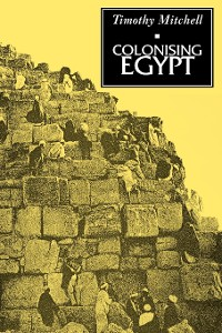 Cover Colonising Egypt