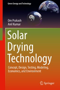 Cover Solar Drying Technology