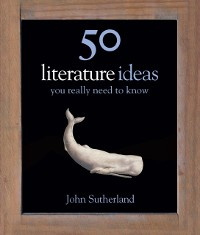Cover 50 Literature Ideas You Really Need to Know