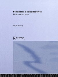 Cover Financial Econometrics
