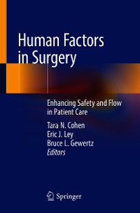Cover Human Factors in Surgery