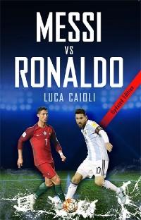 Cover Messi vs Ronaldo 2018