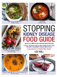 Cover Stopping Kidney Disease Food Guide