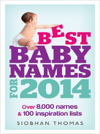 Cover Best Baby Names for 2014