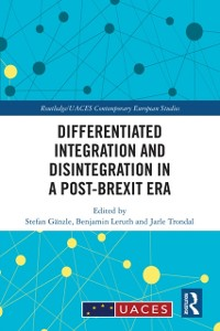 Cover Differentiated Integration and Disintegration in a Post-Brexit Era