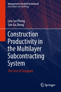 Cover Construction Productivity in the Multilayer Subcontracting System