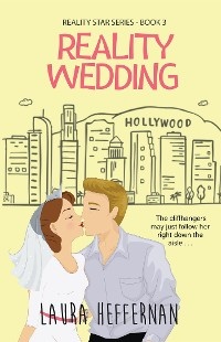 Cover Reality Wedding: Reality Star Book 3
