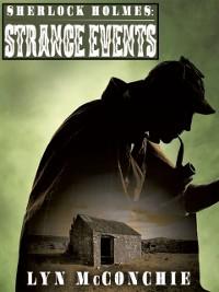 Cover Sherlock Holmes: Strange Events