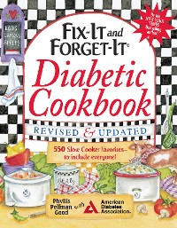 Cover Fix-It and Forget-It Diabetic Cookbook Revised and Updated