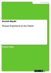 Cover Human Population in the Future