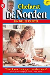 Cover Chefarzt Dr. Norden 1177 – Arztroman