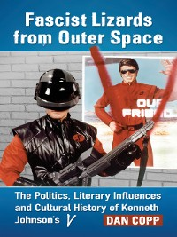 Cover Fascist Lizards from Outer Space