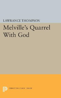 Cover Melville's Quarrel With God