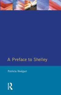 Cover Preface to Shelley