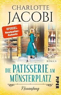 Cover Die Patisserie am Münsterplatz – Neuanfang