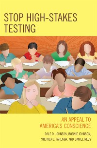 Cover Stop High-Stakes Testing