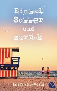 Cover Einmal Sommer und zurück