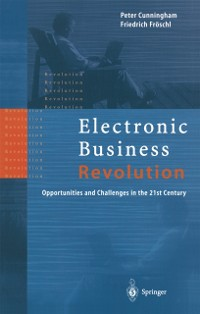 Cover Electronic Business Revolution
