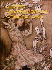 Cover ALICE'S ADVENTURES IN WONDERLAND