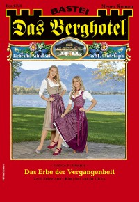 Cover Das Berghotel 228 - Heimatroman