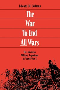Cover The War to End All Wars