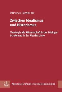 Cover Zwischen Idealismus und Historismus