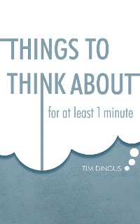 Cover Things To Think About