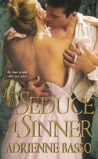 Cover How to Seduce a Sinner