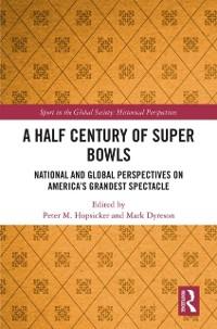 Cover Half Century of Super Bowls