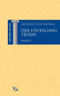Cover Der Untergang Trojas