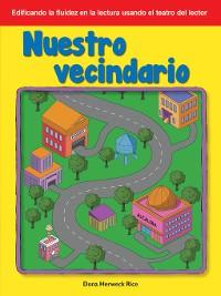 Cover Nuestro vecindario (Our Neighborhood)