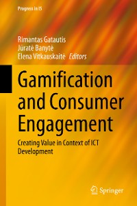 Cover Gamification and Consumer Engagement