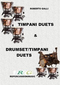Cover Timpani duets & Timpani/drumset duets