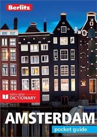 Cover Berlitz Pocket Guide Amsterdam (Travel Guide eBook)