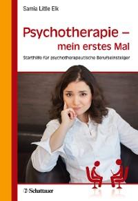Cover Psychotherapie - mein erstes Mal